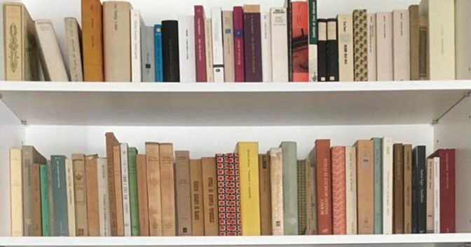 """""""Diari tra diari2, immagine icona del progetto a cura di Maria Morganti (Biblioteca di diari di Piero e Maria Morganti)"""