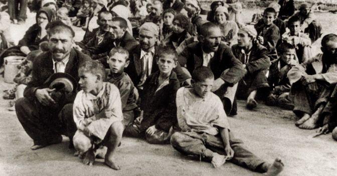 Il campo di concentramento di Belzec nel 1940