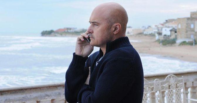 Luca Zingaretti nel ruolo del commissario Montalbano