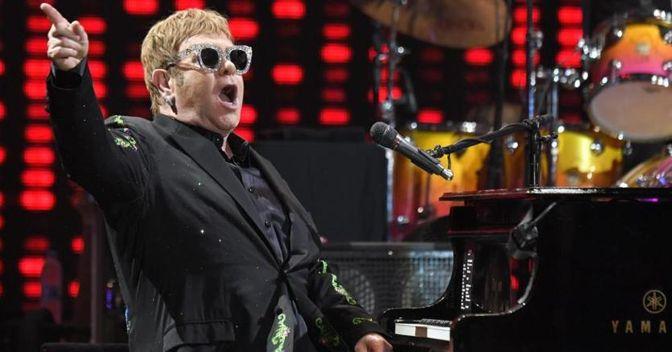 Elton John (Epa)
