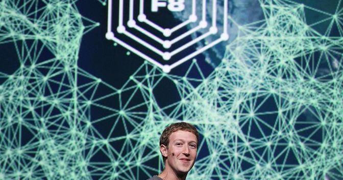 . Il fondatore di Facebook Mark Zuckenberg