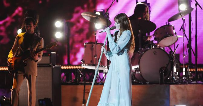 Florence and the Machine sold out a Bologna e Torino (Afp)