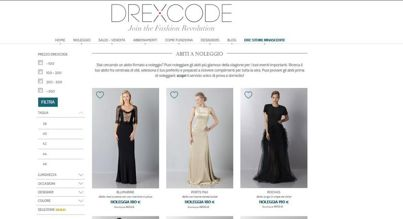 3b8f3d5a1ea3 Drexcode sbarca nel retail