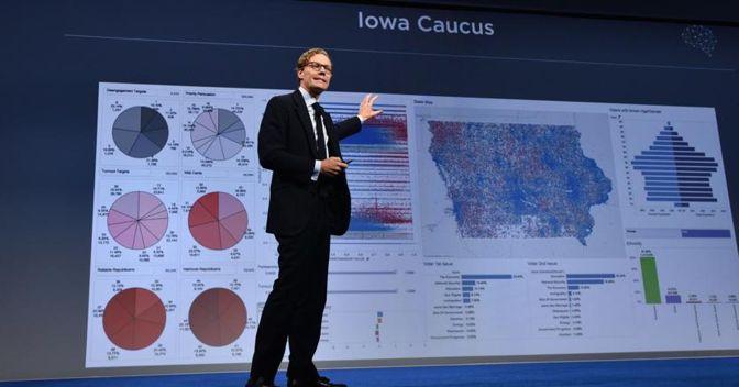 Cambridge Analytica, società guidata da Alexander Nix