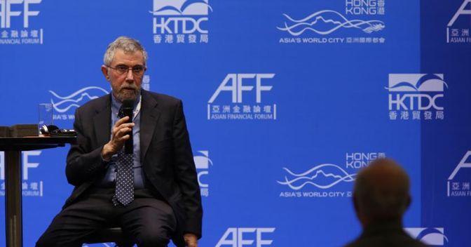 Paul Krugman - Reuters