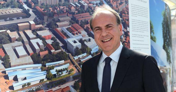 Gianfranco Battisti,  nuovo ad di Fs