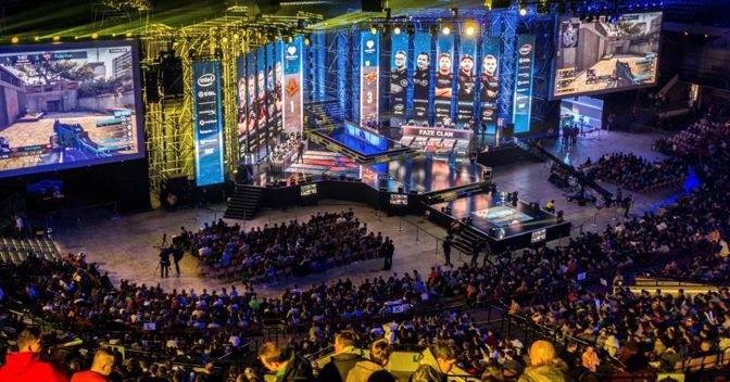 GLi Intel Extreme Masters 2018 World Championships  (Reuters)