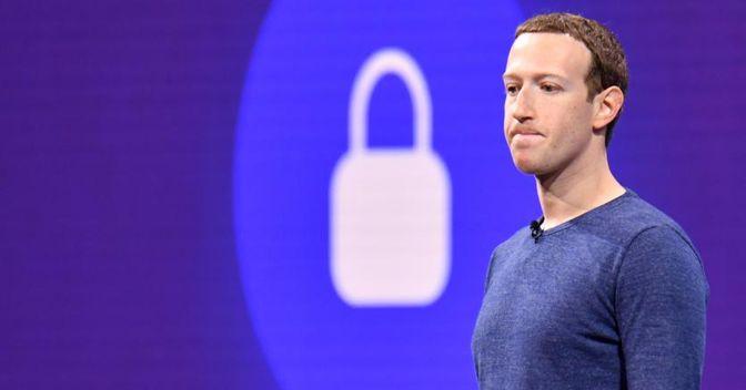 Mark Zuckerberg (Afp)