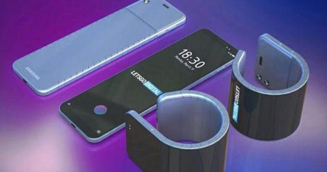 Il brevetto di Samsung