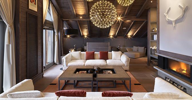 A courchevel in vendita case di lusso con spa il sole 24 ore for Piani di case di lusso