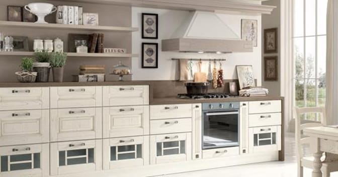 La parte pi amata della casa la cucina e il 15 degli - Arte sole cucine ...