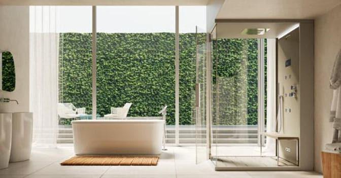 una piccola spa nella doccia di casa il sole 24 ore