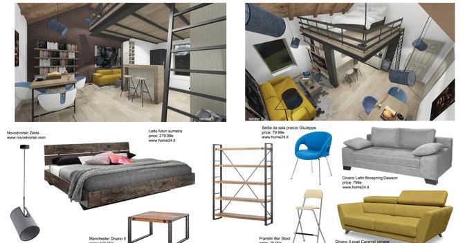 arredo in stile «industrial» per un open space a milano - il sole ... - Arredamento Industriale Milano