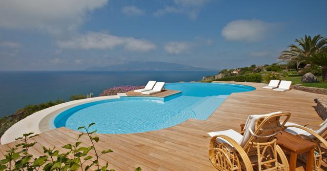 Elegant linea myrtha di piscine castiglione with piscina in giardino - Biopiscina fai da te ...