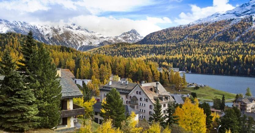 Voli St Moritz - Voli low cost per St Moritz
