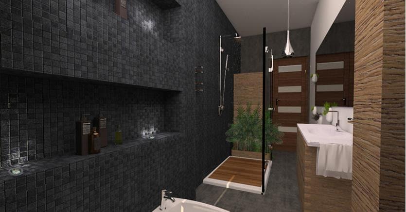 Trasformare Lavanderia In Bagno : Tutti i consigli per rendere funzionale un bagno piccolo e mal