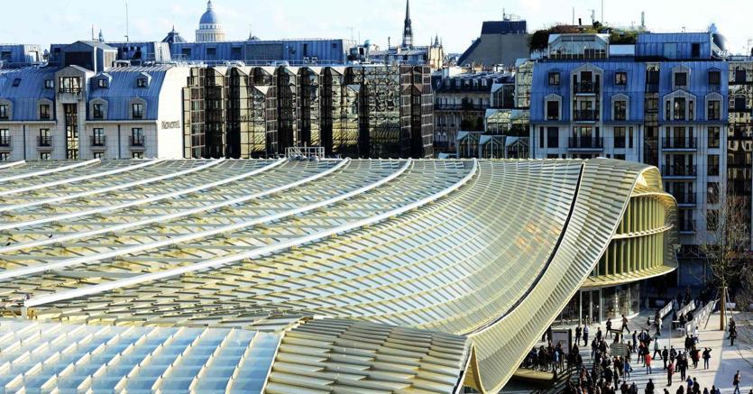 Architettura in viaggio i nuovi edifici da visitare for Architettura a parigi