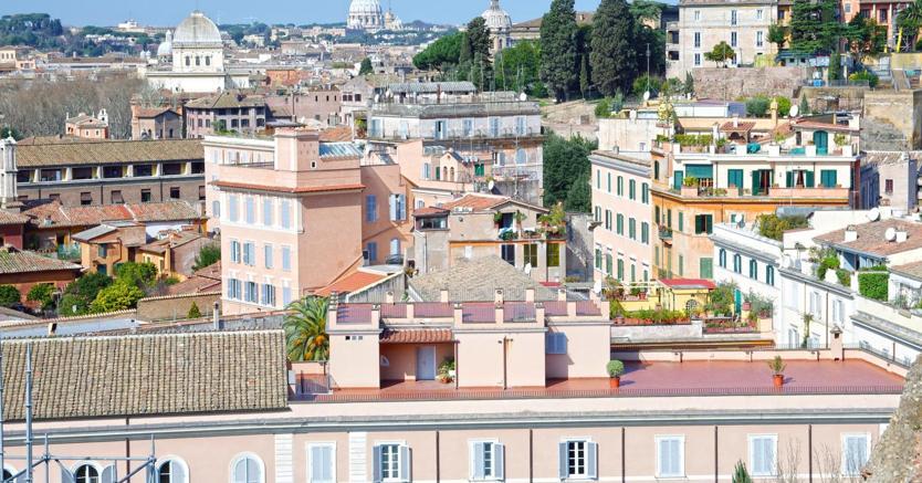 in italia il 77 3 dei metri quadrati immobiliari
