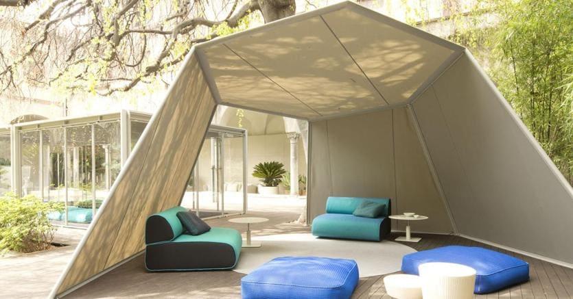 Tavoli Da Giardino Risparmio Casa : Larredo outdoor ora entra anche in casa il sole 24 ore