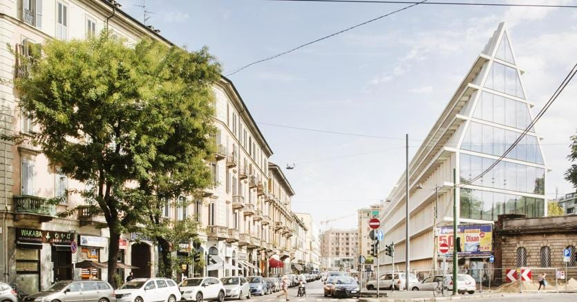Milano feltrinelli presenta il progetto porta volta il - Immobiliare porta volta ...