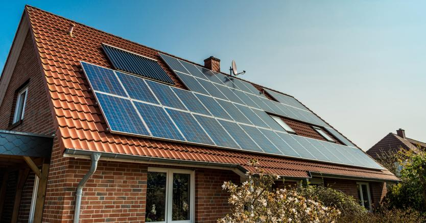 Per i pannelli fotovoltaici convenienza in frenata il for Pannelli solari immagini