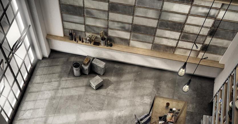 Arredare casa in modo essenziale con l industrial style for Casa essenziale