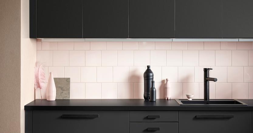 Ikea lancia una cucina tutta sostenibile il sole 24 ore - Progettare una cucina ikea ...
