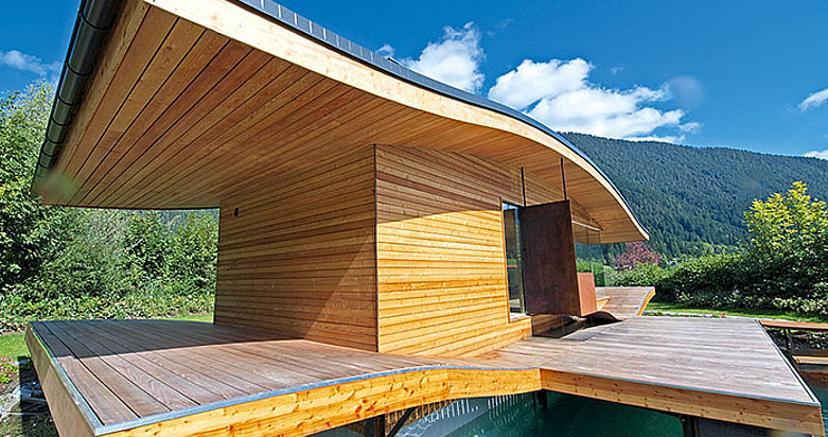 Per l edilizia in legno cresce il business il sole 24 ore - Autorizzazione condominio per ampliamento piano casa ...