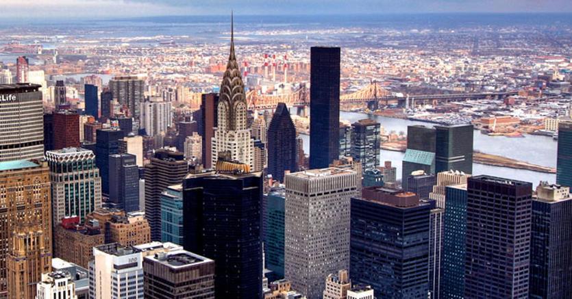 New york vince tra le citt top il sole 24 ore for Veltroni casa new york