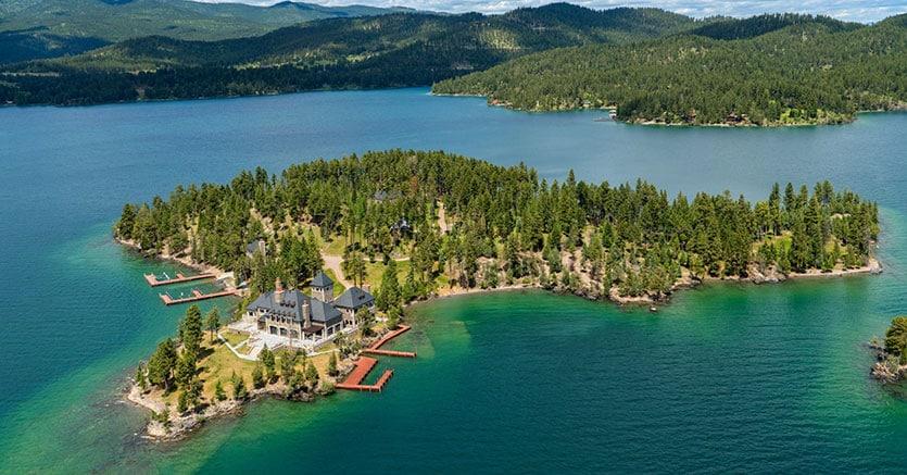 Sognare Soffitti Alti : Cinque isole da sogno da comprare o solo per sognare il sole