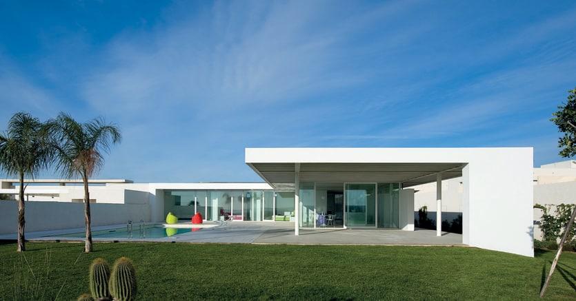Costruire in acciaio pi veloce e flessibile il sole for Progetto casa moderna nuova costruzione
