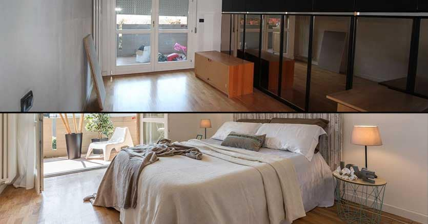 con l home staging la casa si vende in un terzo del tempo il sole 24 ore. Black Bedroom Furniture Sets. Home Design Ideas