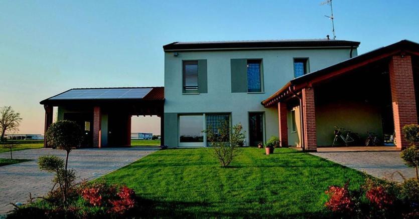 Risparmio energetico il riscatto della casa in mattoni - Casa a risparmio energetico ...