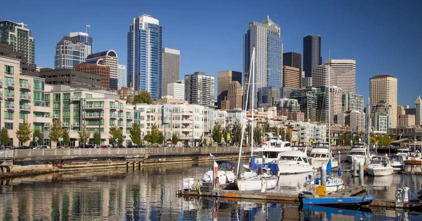 Seattle. (Marka)