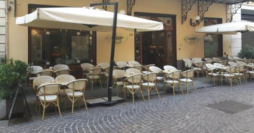 La porzione di Palazzo di Riserva in vendita a Parma - fonte Agenzia del Demanio