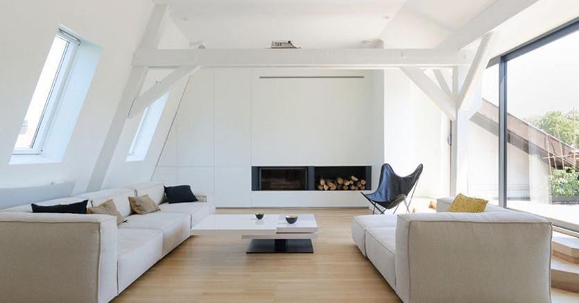 L\'appartamento si riorganizza attorno alla nuova terrazza - Il ...