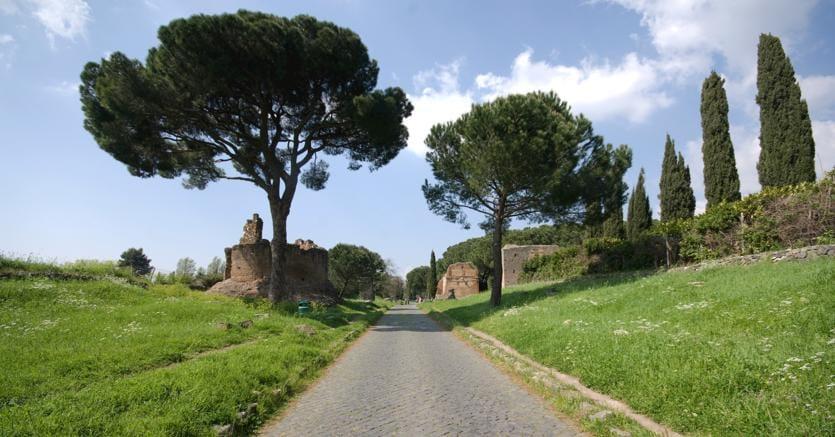 Via Appia Antica - Roma