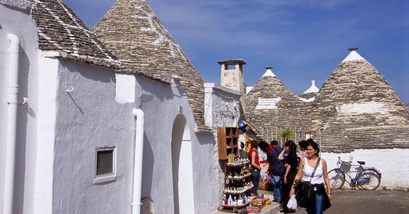 Alberobello, Puglia (Marca)