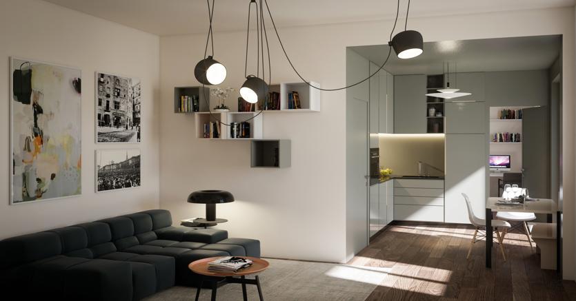 Come Ristrutturare In Chiave Moderna Con Rispetto Un Appartamento