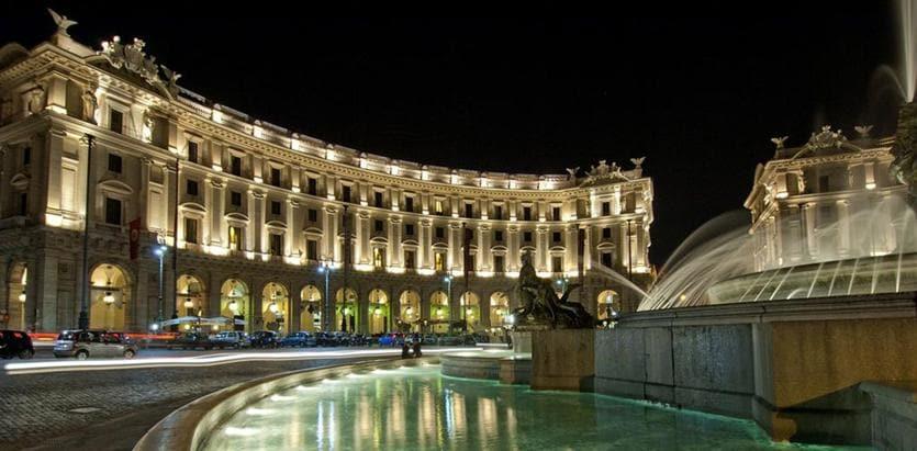 L'hotel Exedra di Roma, passato dalla famiglia Boscolo al fondo americano Varde