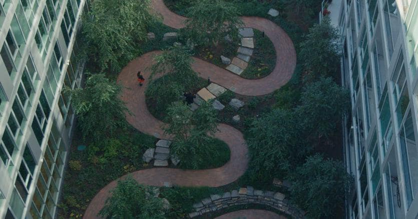 Un frame dal film Big Time di Kasper Astrup