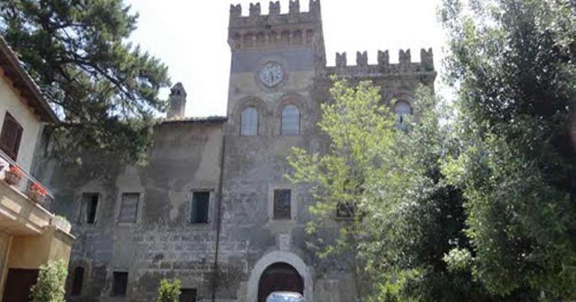 Castello di Blera