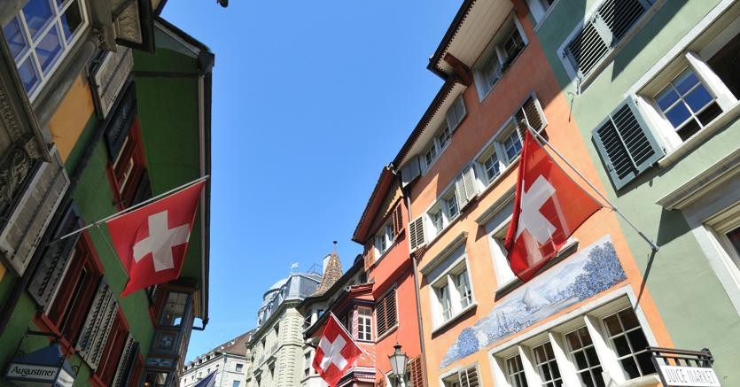 Zurigo. (Marka)