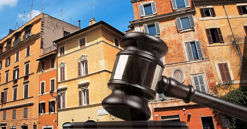 Case all asta procedure diminuite del 41 in un anno il for Case all asta a roma