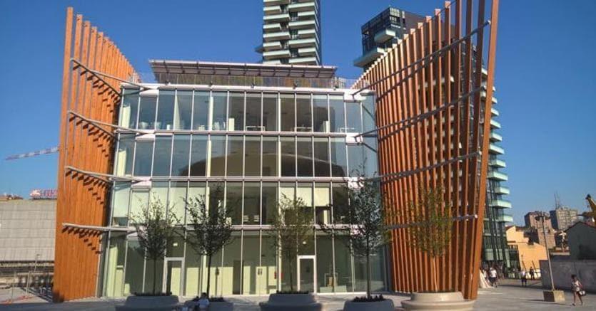 La nuova sede di Coima inaugurata a Milano
