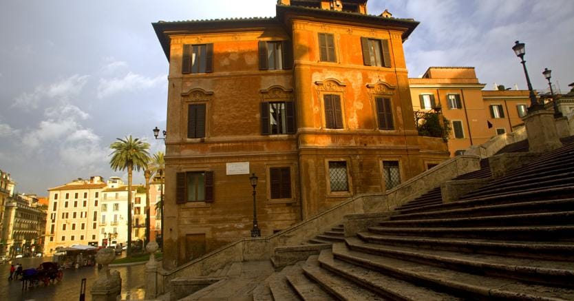 Case di lusso roma batte londra valore quintuplicato in for Case di lusso roma