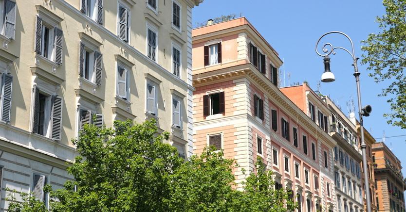Tecnocasa cosa comprare da 50mila a 500mila euro il for Comprare casa a roma centro