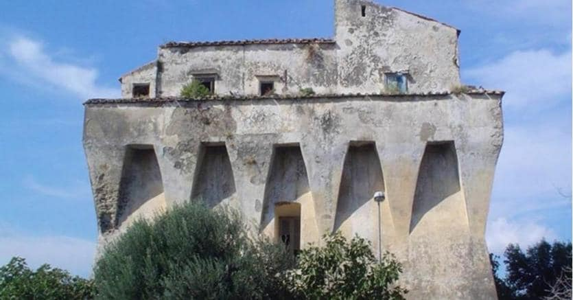 Torre Angellara (Salerno)