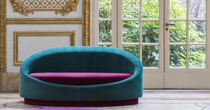 Poltrone e divani riscoprono l\'attualità dei classici - Il Sole 24 ORE