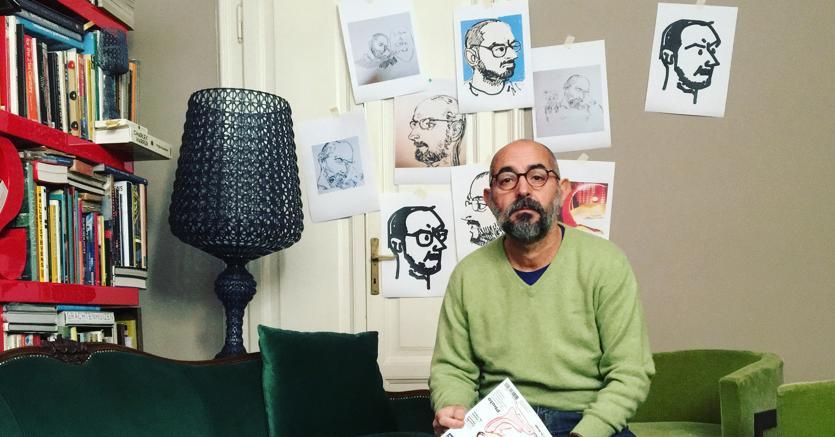 Ferruccio Laviani  è tra le altre cose  art director di Kartell